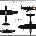 Airfix-Boulton-Paul-Defiant-BEmalungsanleitung2-150x150 75 years BoB - the Boulton Paul Defiant (Airfix A 02069) in 72nd scale