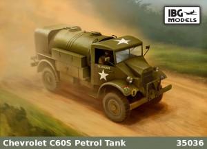 IBG 35036 Chevrolet Tanker