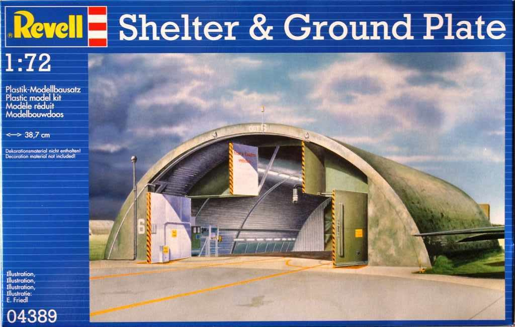Revell NATO Shelter (14)