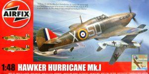 75 Jahre Luftschlacht um England: Die Hawker Hurricane von Airfix im Maßstab 1:48