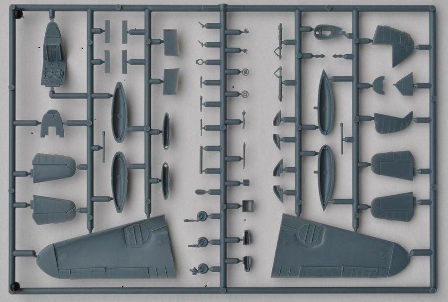 AZ-Model-Bf-109-G-6-3-e1482529341359 Messerschmitt Bf 109 G-6 von AZ Model im Maßstab 1:72