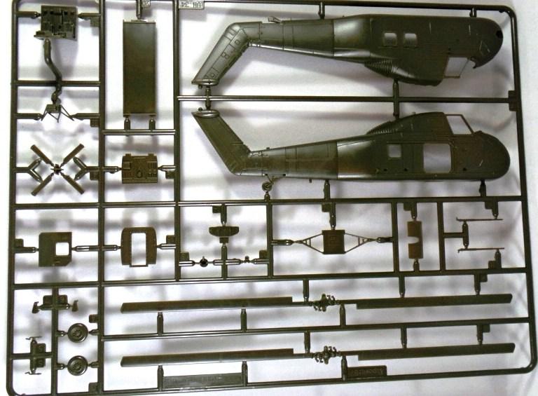 Airpower87-Ch-34-13 CH-34G Bundesluftwaffe von Airpower87 im HO-Maßstab 1:87