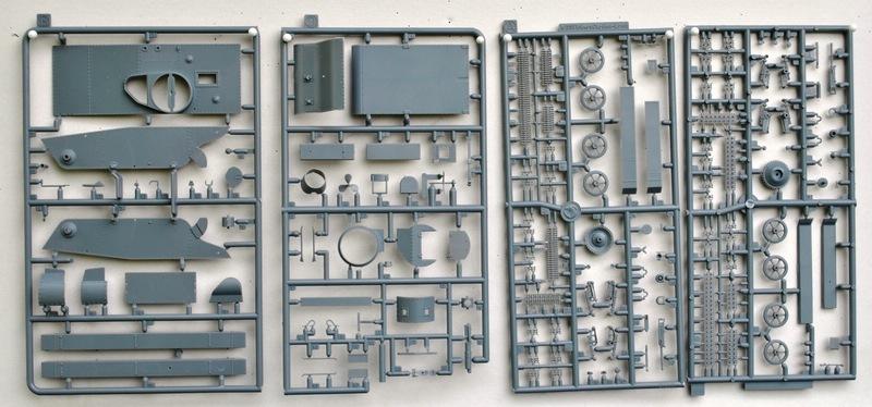 CAMs-VCL-A4E12-24 VCL Schwimmpanzer A4E12 von CAMs (Maßstab 1:35)