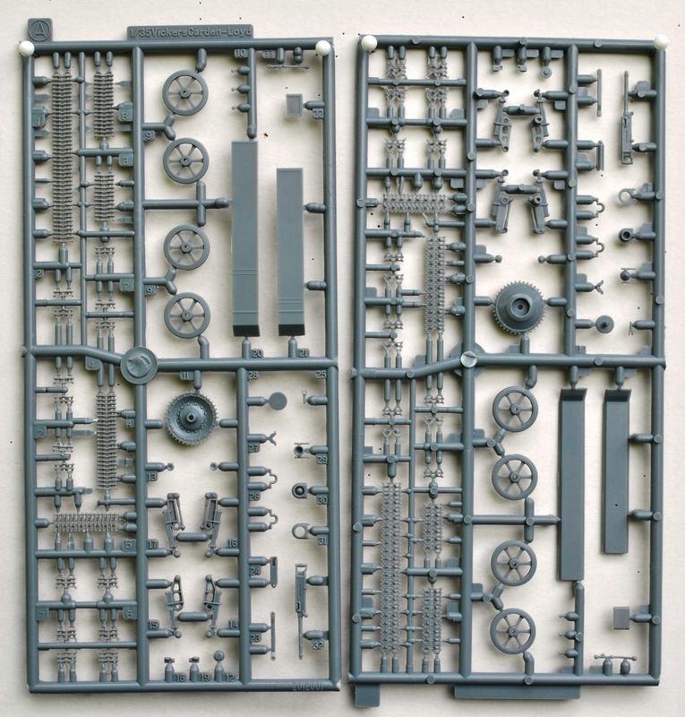 CAMs-VCL-A4E12-27 VCL Schwimmpanzer A4E12 von CAMs (Maßstab 1:35)