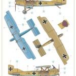 Eduard-7046-Junkers-J.1-30-150x150 Junkers J.1 von Eduard im Maßstab 1:72 (7046)