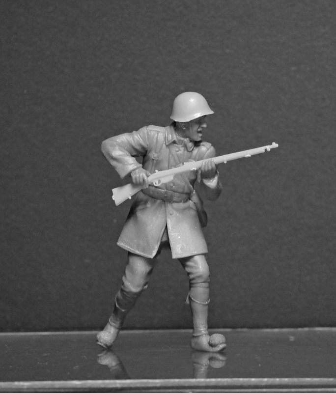 ICM-Greek-Evzones-Testshot-6 Greek Evzones 1940/41 von ICM (1:35)