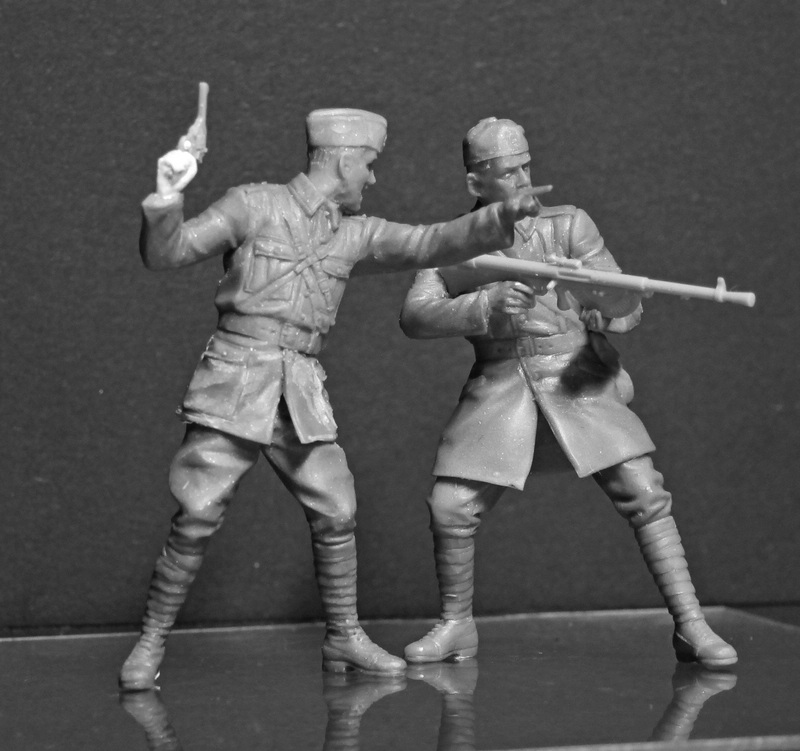 ICM-Greek-Evzones-Testshot-8 Greek Evzones 1940/41 von ICM (1:35)