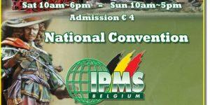 Plastic & Steel 2015 der IPMS Belgien in Affligem 3. und 4. Oktober 2015