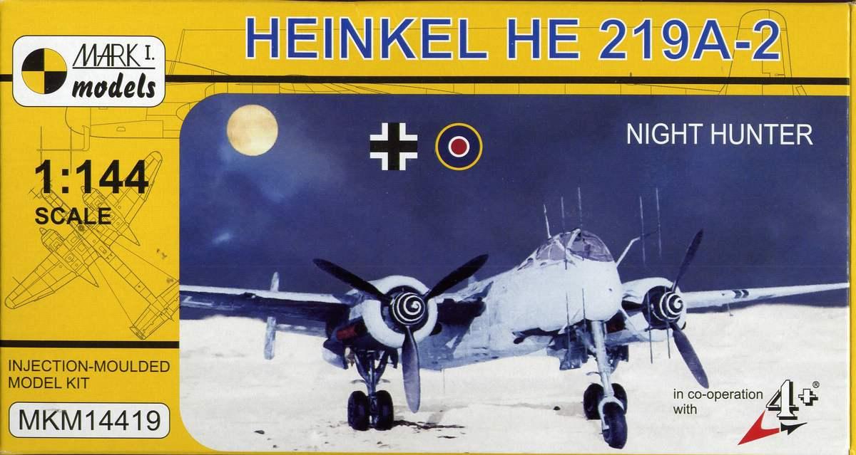 Mark-I-Models-He-219-A-2-3 Heinkel He 219 UHU von Mark I Models im Maßstab 1:144