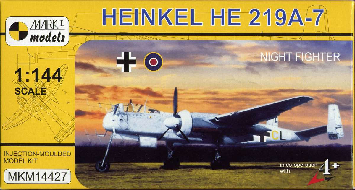 Mark-I-Models-He-219-A-7-2 Heinkel He 219 UHU von Mark I Models im Maßstab 1:144