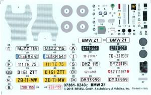 Revell-BMW-Z1-9-300x189 BMW Z1 von Revell im Maßstab 1:24