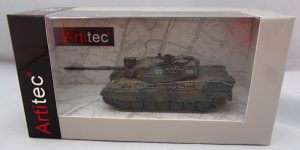 Leopard 1A1/A2 in 1:87 als Fertigmodell von Artitec