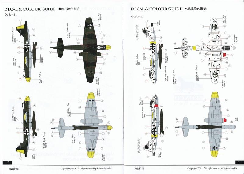 BRONCO-BV-P-178-mit-BT-700-3 Blohm&Voss BV P 178 mit BT 700 von Bronco (1:72)