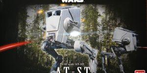Star Wars AT-ST von Bandai (1:48)