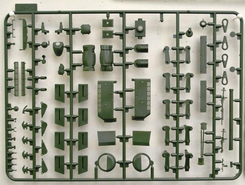 ICM-T-34-76-13 T-34/76 von ICM im Maßstab 1:35