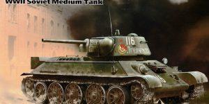 T-34/76 von ICM im Maßstab 1:35
