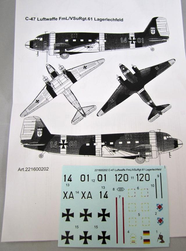 Airpower87-C-47-Luftwaffe-2 Neuheiten von ArsenalM / Airpower87 in 1:87