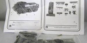 Sd.Kfz 234/3 von ArsenalM 87 im Maßstab 1:87