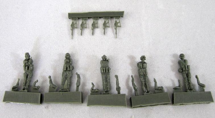 Armour87PLUS-Figuren-für-Boxer Neuheiten von ArsenalM / Airpower87 in 1:87