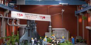 Tage der offenen Tür bei Auhagen am 5./6. September 2015
