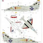 """Eduard-1197-A-4-Skyhawk-Vietnam-Scooters-15-150x150 A-4 Skyhawk """"Vietnam Scooters"""" von Eduard ( Nr. 1197)"""