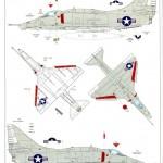 """Eduard-1197-A-4-Skyhawk-Vietnam-Scooters-18-150x150 A-4 Skyhawk """"Vietnam Scooters"""" von Eduard ( Nr. 1197)"""