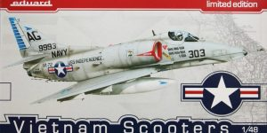 "A-4 Skyhawk ""Vietnam Scooters"" von Eduard ( Nr. 1197)"