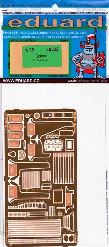 Eduard 36322 Somua S (2)