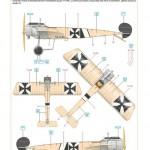 Eduard-8156-Fokker-Eindecker-18-150x150 Fokker E.II / E.III von Eduard im Maßstab 1:48 (8156)
