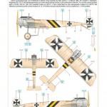Eduard-8156-Fokker-Eindecker-19-150x150 Fokker E.II / E.III von Eduard im Maßstab 1:48 (8156)