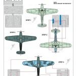 Eduard-EX-470-Hurricane-Camo-Scheme-A-3-150x150 Eduard Masken für Hurricane Camouflage Scheme A (1:48)