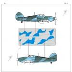 Eduard-EX-470-Hurricane-Camo-Scheme-A-4-150x150 Eduard Masken für Hurricane Camouflage Scheme A (1:48)