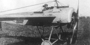 15. Juli 1915 – der erste Luftsieg mit einem Fokker Eindecker