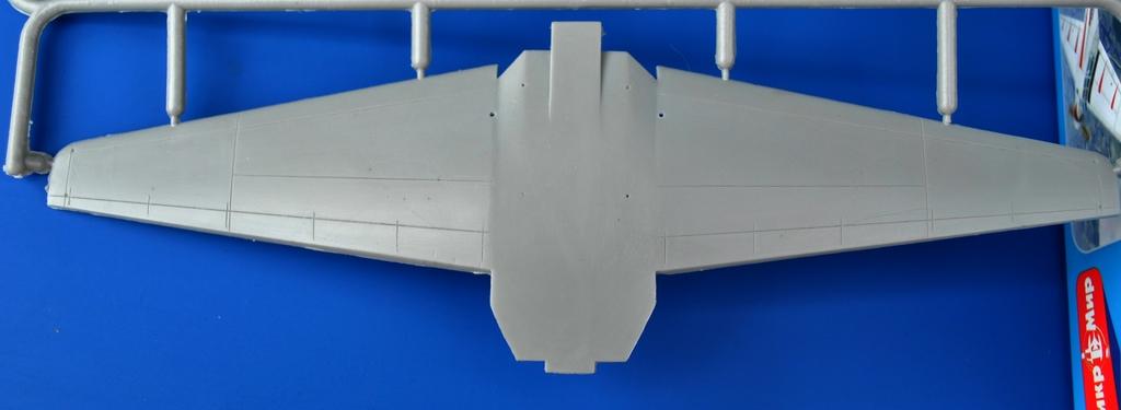 MikroMir-NIAI-1-Fanera-2-12 Exoten der sowjetischen Luftfahrt - heute: Fanera-2 von MikroMir (1:72)