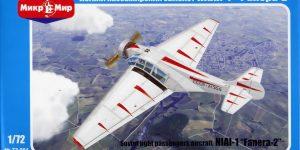 Exoten der sowjetischen Luftfahrt – heute: Fanera-2 von MikroMir (1:72)