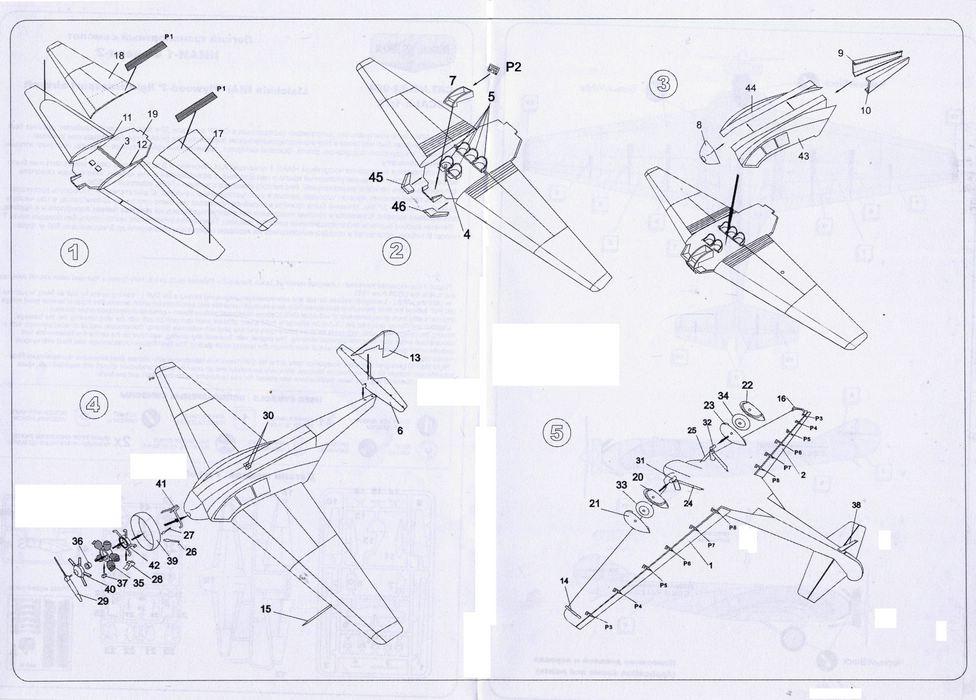 MikroMir-NIAI-1-Fanera-2-19 Exoten der sowjetischen Luftfahrt - heute: Fanera-2 von MikroMir (1:72)