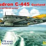 RS-Models-Caudron-Goeland-2-150x150 Caudron C-445 Goëland (Luftwaffe, Frankreich, Slovakei, Spanien) 1:72
