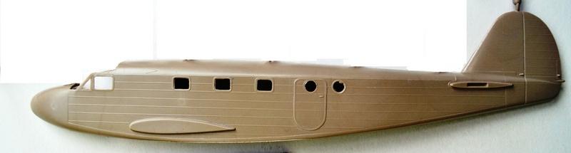 RS-Models-Caudron-Goeland-20 Caudron C-445 Goëland (Luftwaffe, Frankreich, Slovakei, Spanien) 1:72