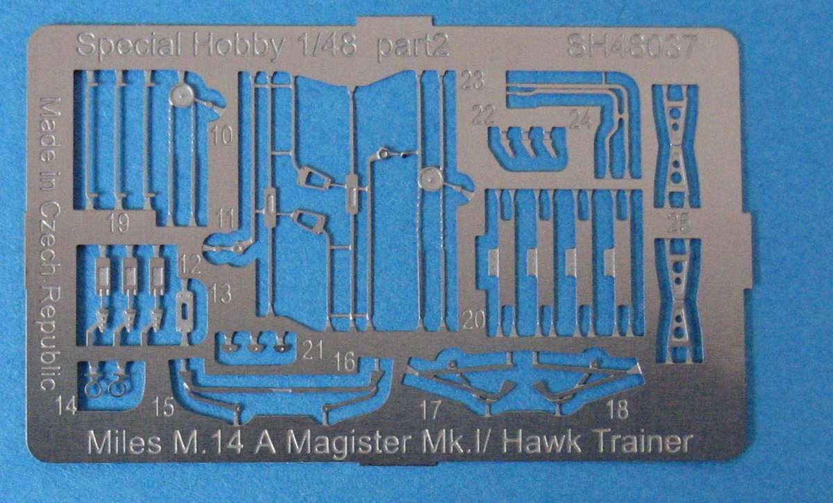 SH-Miles-Magister-Türkei-Ägypten-9 Miles Magister von Special Hobby im Maßstab 1:48