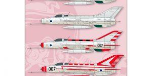 """""""007"""" in Israel – die MiG-21 F13"""
