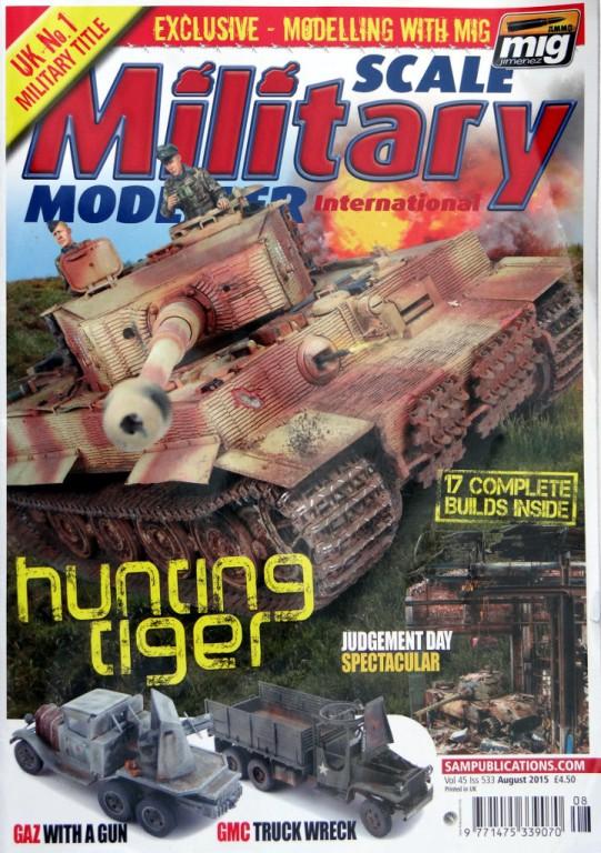 11 Lesestoff von den britischen Inseln – SMMI (Scale Military Modeller International)