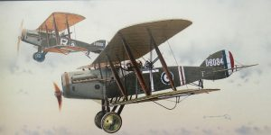 Bristol F.2B Fighter Eduard 1:48