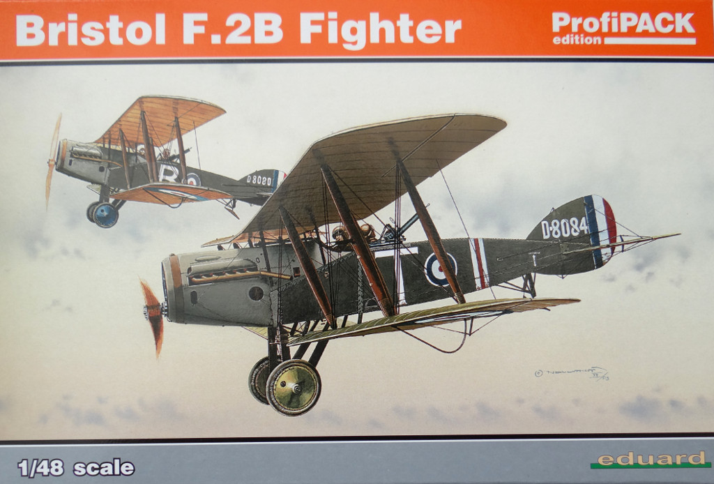 110 Bristol F.2B Fighter Eduard 1:48
