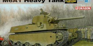 M6A1 Heavy Tank Dragon 1:35 (6789)