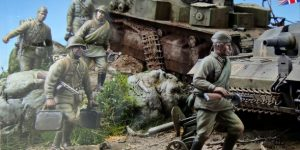 Landscapes of War – The Greatest Guide – Dioramas Vol. 1