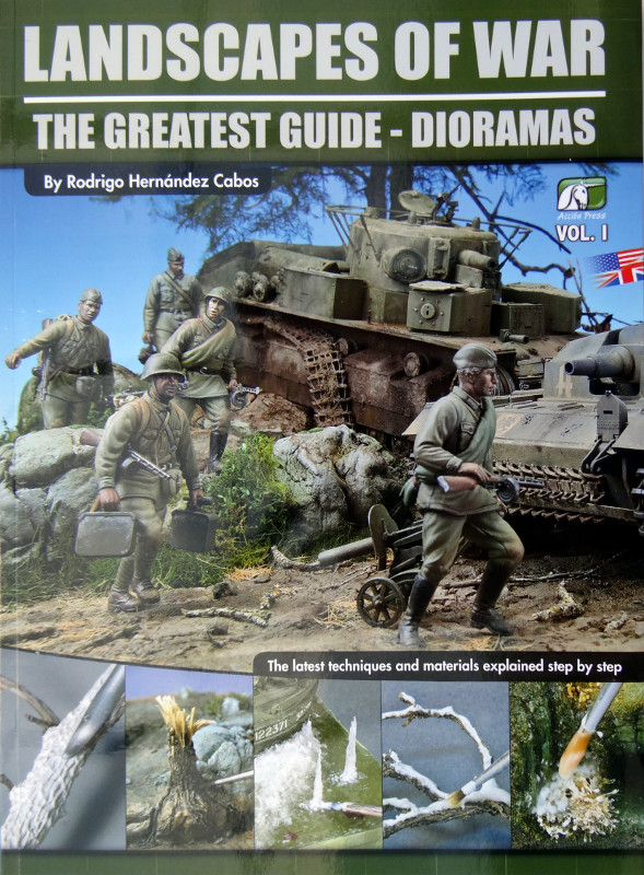 12 Landscapes of War – The Greatest Guide – Dioramas Vol. 1