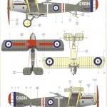132-150x150 Bristol F.2B Fighter Eduard 1:48