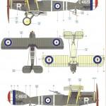 161-150x150 Bristol F.2B Fighter Eduard 1:48
