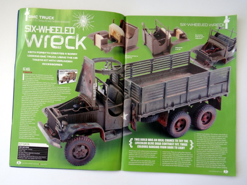 2 Lesestoff von den britischen Inseln – SMMI (Scale Military Modeller International)