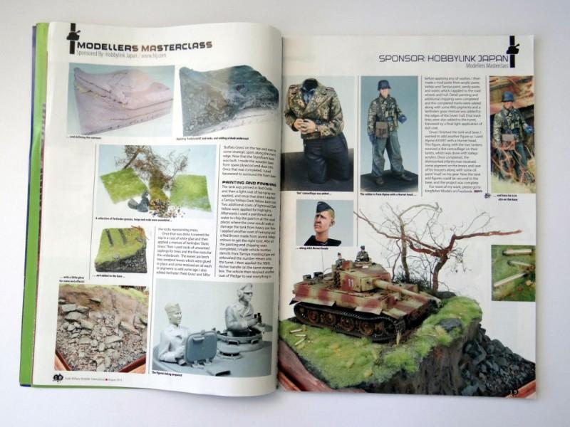 3 Lesestoff von den britischen Inseln – SMMI (Scale Military Modeller International)